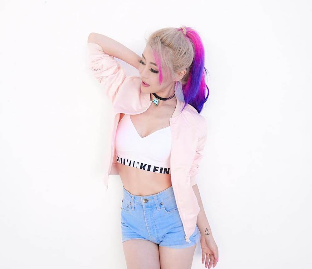 Promo for Wengie's new video